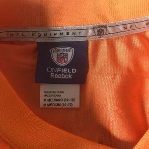 Reebok Shirts   Tops - Tampa Bay Buccaneers Orange Throwback Jersey YM fac46a96f